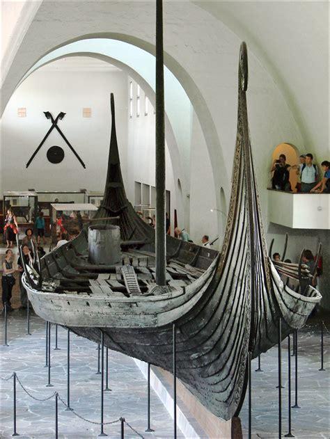 Viking Boats Found by Oseberg Ship