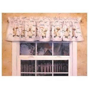 fat chef kitchen curtains images