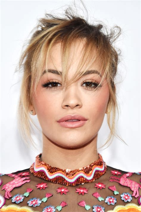 100 hairstyles with bangs you ll want to copy celebrity