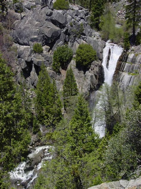 Alder Creek Falls World Waterfalls