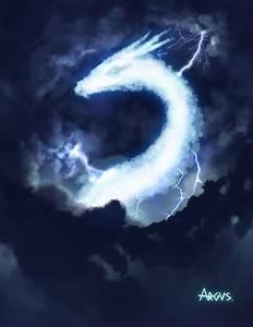 Elemental Thunder Dragon by ArgusVillalobos on DeviantArt