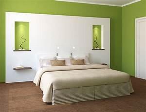 Peinture Chambre Adulte 2 Couleurs : d co zen secrets pour une chambre douillette et relaxante ~ Zukunftsfamilie.com Idées de Décoration