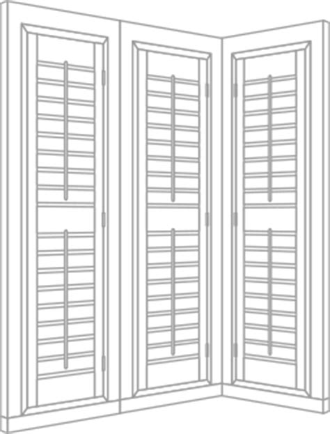 Conservatory Shutters Made to Measure Wooden Blinds