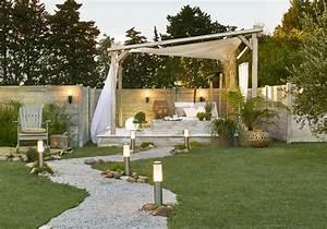Aménagement jardin : nos idées pour un jardin gai et cosy Elle Décoration