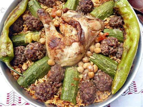 cuisine syrienne traditionnelle tlitli plat traditionnel algérien algérie