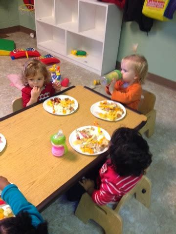 tusculum church child care center lunch time