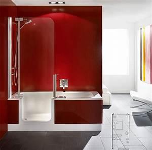 Porte Pour Baignoire : baignoire porte twinline 2 160cm ~ Premium-room.com Idées de Décoration