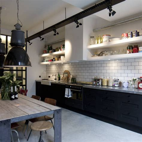 industrial style faucet kitchen industrial style kitchen design ideas marvelous images