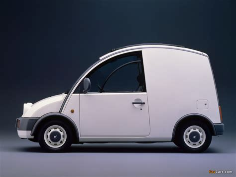 Pictures of Nissan S-Cargo 1.5 Canvas Top (R-G20) 1989–90 ...