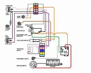 1957 Chevy Ignition Switch Wiring Diagram