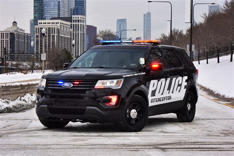 2018 Ford Police Interceptor Utility U502 2018pr