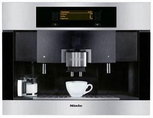 Einbau Kaffeevollautomat Mit Festwasseranschluss : miele cva 4080 bei ~ Markanthonyermac.com Haus und Dekorationen