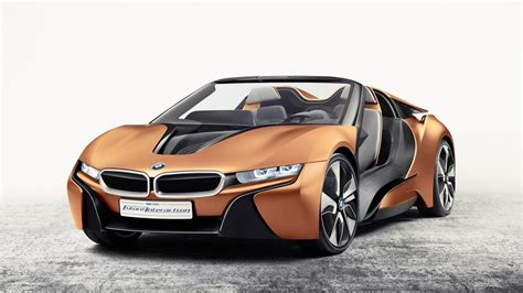 2016 Bmw Cars Wallpapers by 2016 Ces Bmw I8 Spyder Wallpaper Hd Car Wallpapers Id