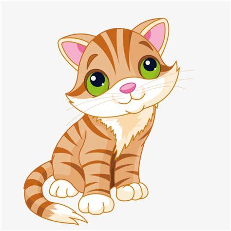 Cartoon Cat, Cat Clipart, Cartoon, Cat Png And Vector For