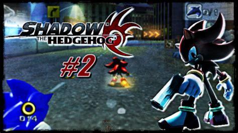 shadow  hedgehog ps playthrough  lethal highway