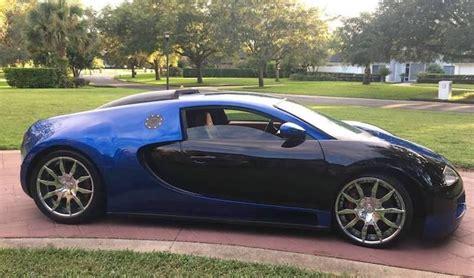 Bugatti has added the pur sport model to the chiron lineup for 2021. Voici la Bugatti Veyron la moins chère du monde