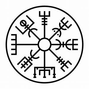 Compas De Vegvisir : vegvisir il compasso runico il terzo orecchio ~ Melissatoandfro.com Idées de Décoration