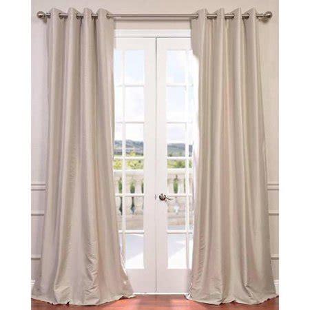 108 inch curtains walmart exclusive fabrics grommet blackout faux silk taffeta 108