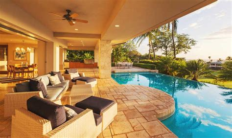rustic home interior designs luxury pool designs craig bragdy design pools