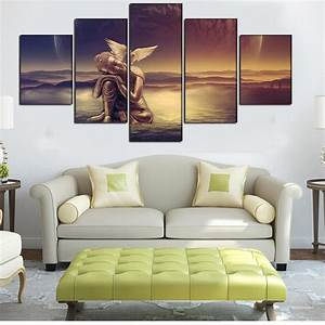 Ideas of wall art sets for living room