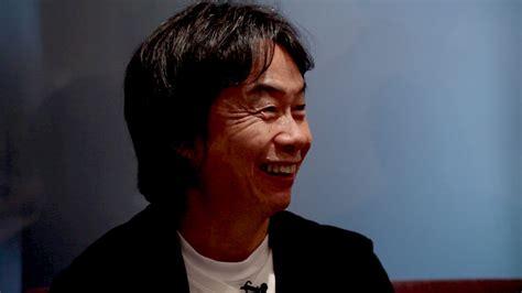 Mario-creator Shigeru Miyamoto talks about working with ...