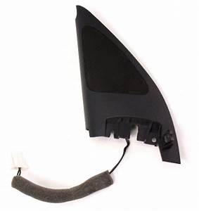 Lh Front Speaker Mirror Trim Vw Jetta Golf Gti Mk4
