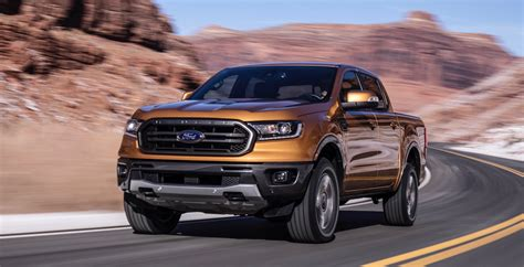 2019 Ford Ranger Debuts In Detroit