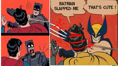 Batman Slapping Robin Meme 15 Savage Batman Slapping Robin Memes That Will You