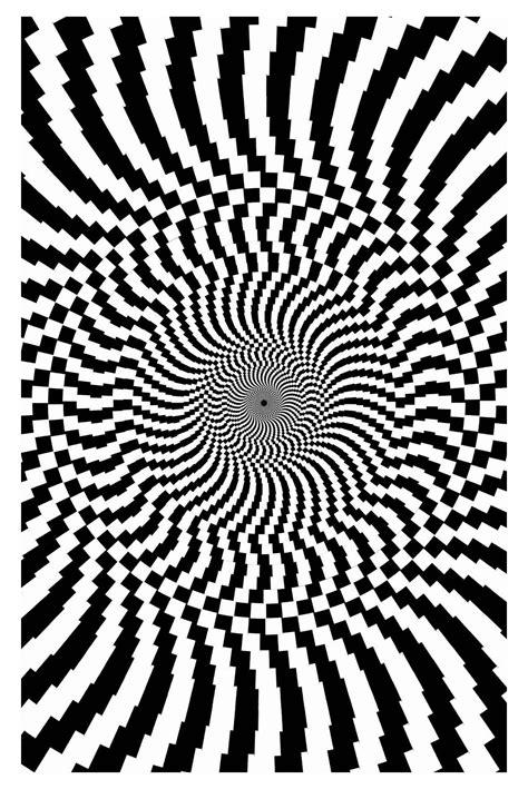 op art big optical illusions op art adult coloring pages