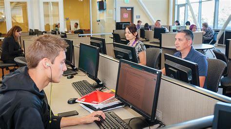 computer labs folsom lake college