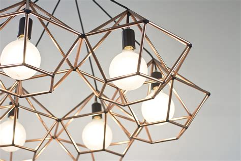 Rough Diamond Chandelier By Ben