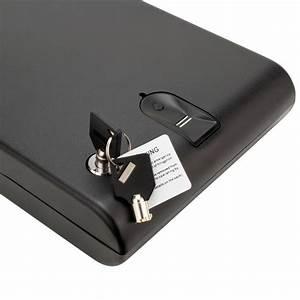 Electronic Biometric Gun Safe Fingerprint Digital Car Case