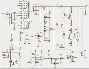 Led Tv Inverter Board Circuit Diagram