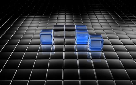 3d Wallpapers Blue by Blue 3d Wallpapers Wallpaper Cave