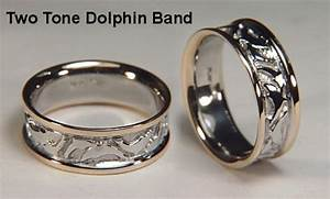 wedding rings incredible beauty dolphin wedding rings With dolphin wedding ring sets
