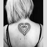 Anatomical Heart Tattoo Black And White | 519 x 616 jpeg 38kB