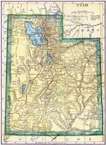 Utah Historical Maps
