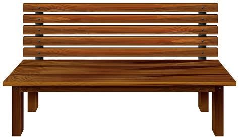Wooden Bench Clipart-clipground