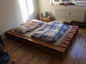 39Verkauft39 Europaletten Bett Zu Verkaufen In Bochum