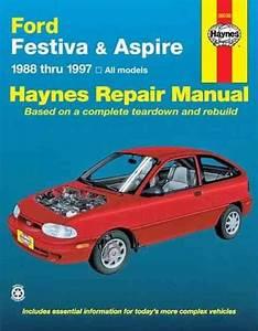 Ford Festiva  U0026 Aspire 1988
