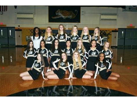 joliet west high school competitive cheerleading activities