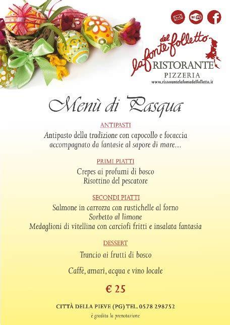Menu Per Banchetti 249 per banchetti ristorante la fonte folletto