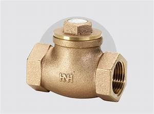 Check Valves From Hattersley