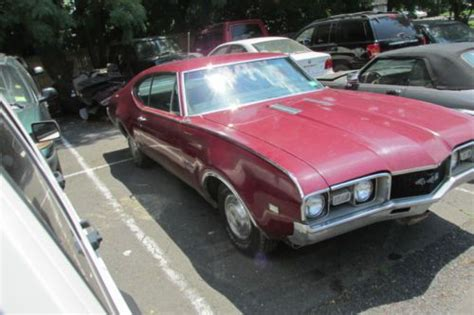 Purchase Used 1968 Oldsmobile W30 442 In Scotch Plains