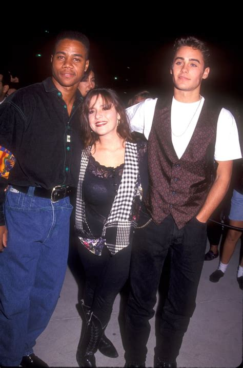 Jared Leto, 1991 | Celebrities' First Red Carpet ...
