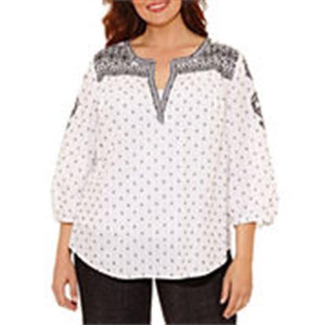 jcpenney plus size blouses liz claiborne plus size blouses for jcpenney