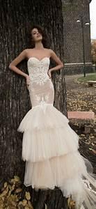 editor39s picks 20 edgy lace wedding dresses modwedding With edgy wedding dresses