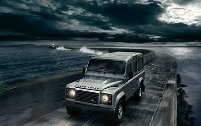 Rover Defender Land Wallpapers Desktop Background Cars