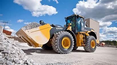 Deere Construction John Equipment Machines Action