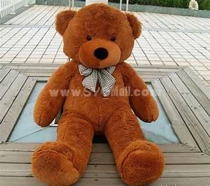 200 Cm Teddy : teddy bear stuffed animal plush toy xl 200cm sygmall ~ Frokenaadalensverden.com Haus und Dekorationen